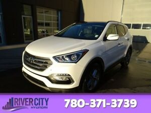 2017 Hyundai Santa Fe Sport AWD SE Leather,  Heated Seats,  Pano