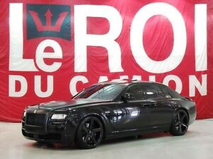 Rolls-Royce Ghost BLACK EDITION V12 6.6L FULL OPTIONS 2012