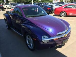 2004 Chevrolet SSR (Only 38,000 kms) No Accidents