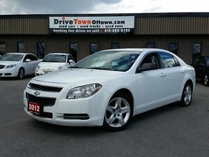 2012 Chevrolet Malibu LS with NAVIGATION SYSTEM