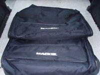 Mackie speaker bags
