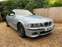 2000 BMW M5 - E39 - Immaculate And Beautiful Example - Silverstone Blue - Rare