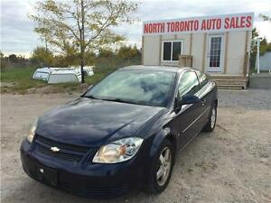 2009 CHEVROLET COBALT LT - MANUAL - LOW KM - VALID E TEST!