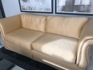 Luxury custom upscale living room sofas
