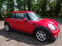 MINI Hatch 1.6 Cooper D 3dr - CHILLI PACK/FREE ROAD TAX