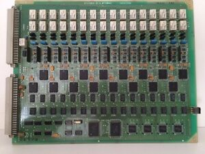 Hitachi PBX 16LIFMPL  Analog Line card
