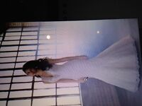 Designer Wedding dress by Madison James label size 10