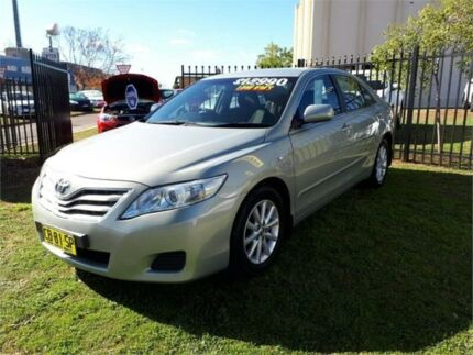 2011 Toyota Camry ACV40R MY10 Altise Silver 5 Speed Automatic Sedan