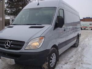 2010 Mercedes-Benz Sprinter Van 2500 Minivan, Van