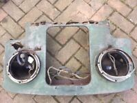 Land Rover Series 1 Front Grille Without Lights