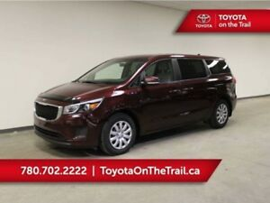 2016 Kia Sedona L; 7 PASSENGER, AIR CONDITIONING, CRUISE CONTROL