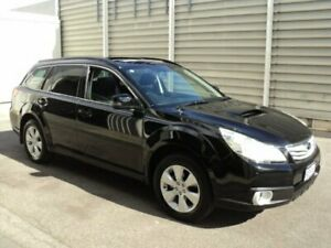 2011 Subaru Outback MY12 2.0D Premium Black 6 Speed Manual Wagon Edwardstown Marion Area Preview