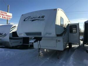 Largest Pre-owned RV dealer - 90 day warranty included