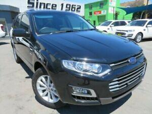 2015 Ford Territory SZ MK2 TX (4x4) Black 6 Speed Automatic Wagon Granville Parramatta Area Preview