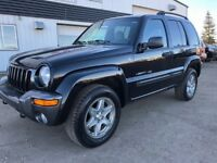 2004 Jeep Liberty Sport Rocky Mountain Edition  $5450 Red Deer Alberta Preview