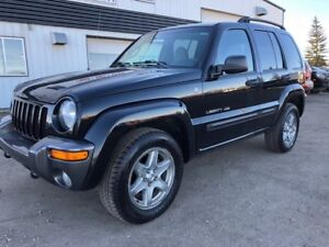 2004 Jeep Liberty Sport Rocky Mountain Edition  $5450