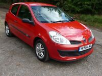 Renault Clio 1.2 Extreme 2006 New timing belt kit Two Lady owners Serviced Warranty