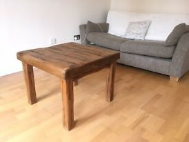 Heavy Pine Coffee Table £30
