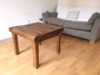 Heavy Pine Coffee Table £30