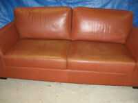 Sofa à 3 places  Living room furniture leather great value