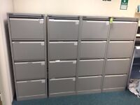 2 x filing cabinets