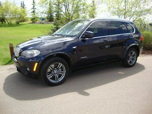 2011 BMW X5 50i SUV, Crossover M Package