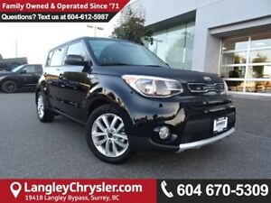 2017 Kia Soul EX *ACCIDENT FREE*ONE OWNER*LOCAL BC CAR*