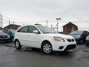 KIA RIO EX 2011/AUTO/AC/CRUISE/BLUETOOTH/GROUP ELECT/USB!!!