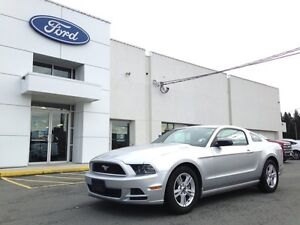 2014 Ford Mustang V6 with Keyless Entry and MyKey