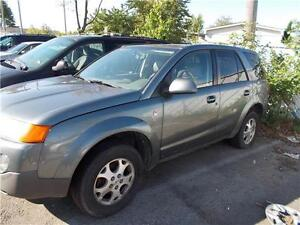 2005 Saturn VUE runs and drives as-traded as-is