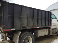 Garbage Disposal  Bins Available 14 yard Pick up and delivery