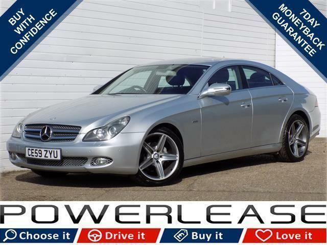 2009 59 MERCEDES-BENZ CLS CLASS 3.0 CLS350 CDI GRAND EDITION 4D AUTO 272 BHP DIE