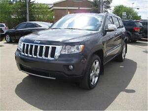 2011 Jeep Grand Cherokee Overland LOW LOW PAYMENTS