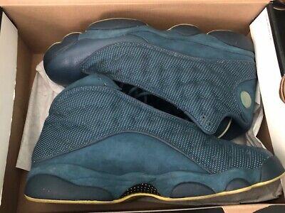 """Nike Air Jordan Retro 13 """"Squadron Blue"""" Size 13"""