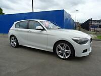 2012 BMW 1 Series 1.6 116i M Sport Sports Hatch 5dr