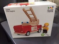 Plan Toys Large Fire Engine