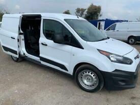 Ford Transit Connect Euro 6 Double Cab-in-Van L2 Crew Van