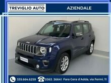 JEEP Renegade 1.6 Mjt DDCT 120 CV Limited CAR PLAY + PACK PLUS