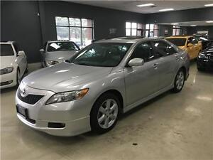 2008 Toyota Camry SE LEATHER ROOF SKIRTS  N