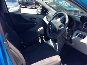 2011 Suzuki Alto GF GLX Blue 5 Speed Manual Hatchback
