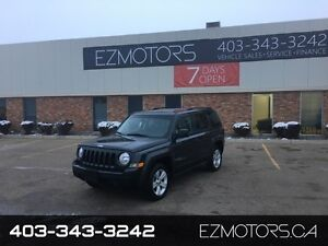 2011 Jeep Patriot North=4X4=LOW KMS=NEW TIRES=COMMAND START=WARR