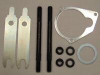 CHROME MOLY STARTER STUD AND SHIM KIT