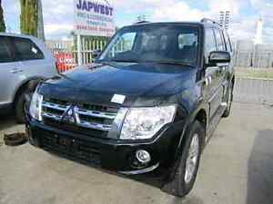 Mitsubishi Pajero Parts Wrecking Malaga Swan Area Preview