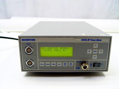 Boonton 4232a Rf Power Meter