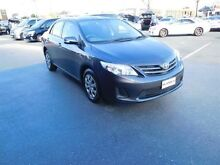 2010 Toyota Corolla ZRE152R MY10 Upgrade Ascent Grey 4 Speed Automatic Sedan Brendale Pine Rivers Area Preview