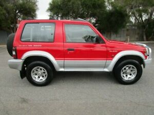 1998 Mitsubishi Pajero NL GLS SWB (4x4) 4 Speed Automatic 4x4 Hardtop Clearview Port Adelaide Area Preview
