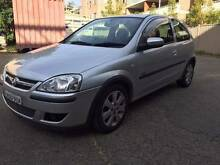2003 Holden Barina Hatchback Homebush Strathfield Area Preview