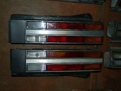 1982-1983 Buick Century Rücklicht/Rückleuchte/Taillight Asy,Paar,komplett u.GUT!