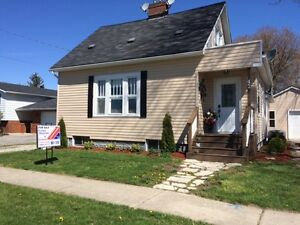 JUST RENOVATED -  42 CENTRE ST - COURTRIGHT - $139,500.