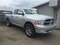 WOW - CUSTOM Ram 1500 SLT only $425/Month Includes 3yr Warranty